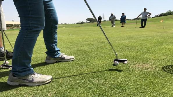 סדנת גולף לעובדים