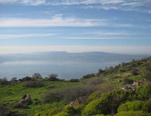 חופשה בטבריה והסביבה